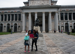 El Prado expondrá la única escultura de Miguel Ángel que se conserva en España