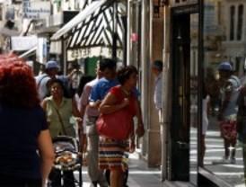 La economía madrileña decreció un 3,2 por ciento en 2009