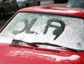 Alerta por el desplome de temperaturas tras la primera nevada de Navidad