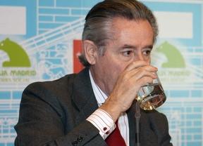 Miguel Blesa sale de la cárcel de Soto