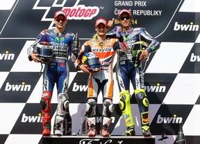 Pedrosa rompe la racha de Márquez en el circuito de Brno