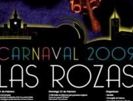 Disfraces y chirigotas en el Carnaval de Las Rozas