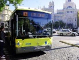 Autobús exprés para llegar al aeropuerto