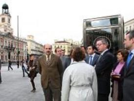 La Puerta del Sol dice adiós a las obras