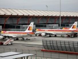 El Congreso salva el aeropuerto de Barajas