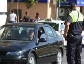 La Policía Municipal no retira todos los puntos del carnet que debería