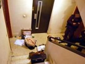 Cinco muertos en un 'lunes negro' en Madrid