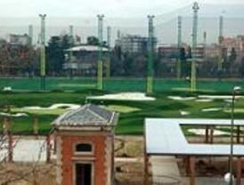 Resucita la protesta contra el campo de golf de Chamberí