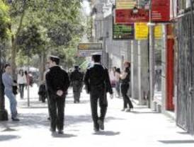 Se reduce un 12% la delincuencia en Madrid en los últimos cinco años