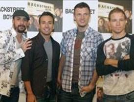 Backstreet Boys presenta en Madrid su nuevo álbum, 'This is us'