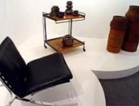 Muebles y arquitectura en la Fundación COAM