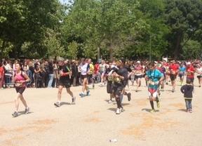 30.000 corredores en el Maratón Popular de Madrid