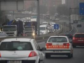 La niebla dificulta el tráfico