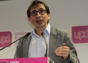 UPyD arranca en Valdemoro la campaña 'Desenchufa al corrupto' con Ramón Marcos al frente