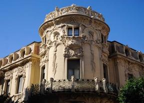 Palacio de Longoria, sede de la Sgae.