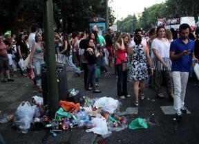 El Samur atiende a 180 personas durante el desfile del Orgullo y la fiesta posterior