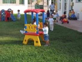 1.329 niños se quedarán sin plaza en escuelas infantiles públicas el próximo curso