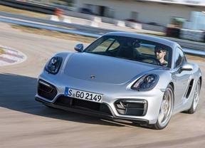 Los Porsche Boxster y Cayman se disfrazan de GTS