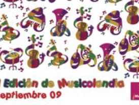 Cuentos infantiles en 'Musicolandia 2009'
