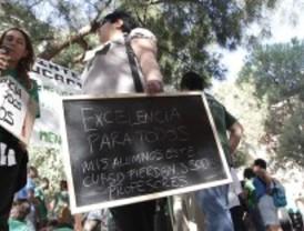 Los profesores se preparan para la huelga