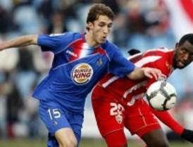 Un error de Codina da el empate al Almería
