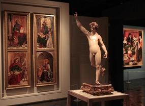 El Centro Fernán Gómez lleva la Biblia al arte en 'A su imagen'