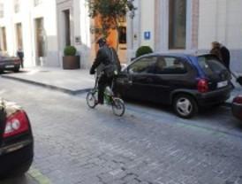 El Ayuntamiento editará una guía de calles tranquilas para ir en bici por Madrid