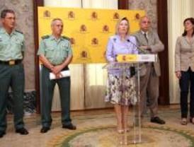 Preparados todos los operativos de seguridad ante un posible atentado en Madrid