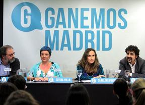 Ganemos Madrid votará hoy el acuerdo con Podemos para presentarse juntos a elecciones