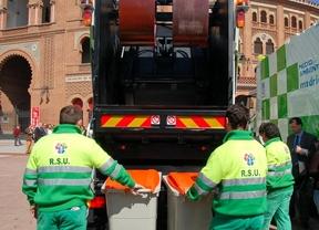 Madrid, al borde de la recogida de basura por decreto