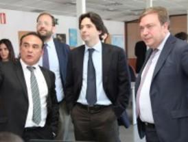 Soler refuerza su compromiso con el tejido industrial y empresarial de Getafe