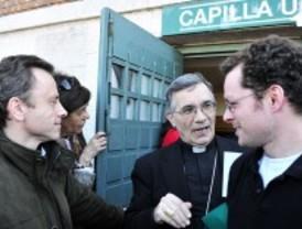 Desagravio en Somosaguas por lo penal y lo pastoral