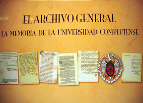 La Universidad Complutense, a través de sus documentos