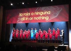 La equipación de España en el Mundial será completamente roja