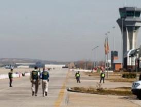 La actividad privada del aeropuerto de Torrejón, a Barajas