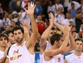 El basket luchará por el oro y el balonmano por el bronce