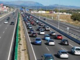 Viernes de retenciones en Madrid