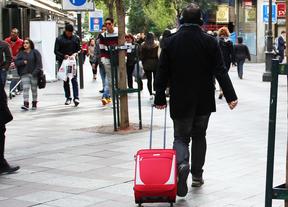 La población de Madrid cae a niveles de 2005