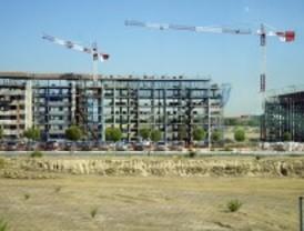 Una isla de desarrollo urbanístico