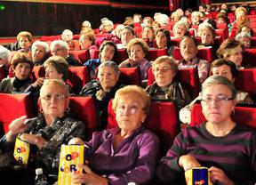 Espectadores en un cine