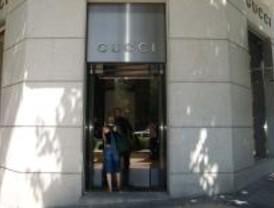 Una tienda de lujo en la Milla de Oro sufre un segundo alunizaje en dos meses