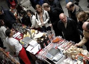 El mercado de La Buena Vida regresa al barrio de Las Letras
