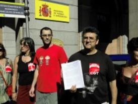 CGT registra su propio preaviso de huelga general para el 29-S
