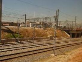 Una asociación denuncia contaminación sonora por el paso de trenes en Leganés