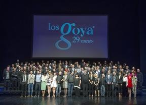 Los nominados a los Premios Goya, en la alfombra roja