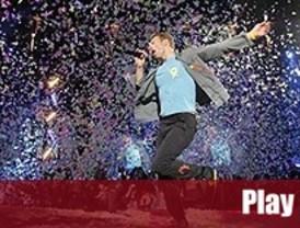 Coldplay salen por la puerta grande en Las Ventas