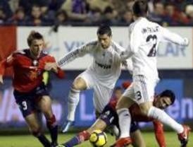 0-0. El Madrid, sin liderato tras quedarse en blanco en Pamplona