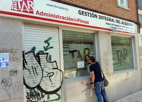 Un administrador deja 'colgados' a miles de vecinos de Aluche
