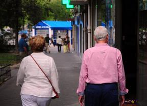 Las pensiones subirán un 0,25% en 2015