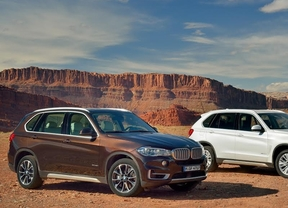 BMW X5, ahora con tracción trasera y motor de 4 cilindros